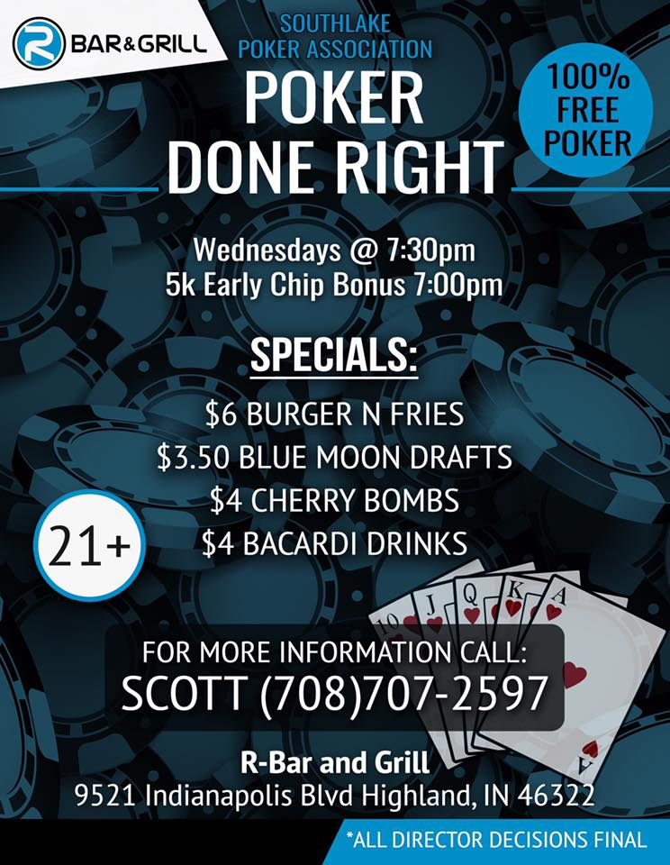 Poker night 2018 rotten